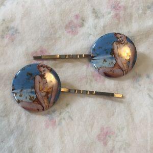 Accessories - Pin-Up Hair Pins